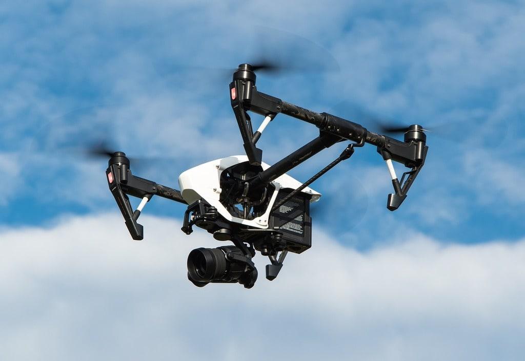 Utiliser un drône pour un film d'entreprise